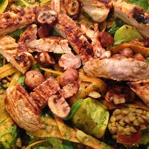 Hähnchen-Tikka nach Jamie Oliver